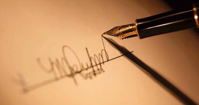 Экспертиза подписей и почерка